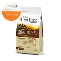 True Instinct Original Kitten - piščanec in rjavi riž