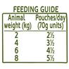 True Instinct No Grain Adult - riba in zelenjava - 70 g
