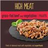 True Instinct High Meat Adult - govedina in zelenjava - 70 g