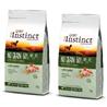 True Instinct No Grain Adult Medium/Maxi - piščanec in čičerika 2 x 12 kg