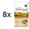 True Instinct No Grain Adult Mini - piščanec in zelenjava - 150 g 8 x 150 g