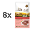 True Instinct No Grain Adult Mini - govedina in zelenjava - 150 g 8 x 150 g