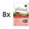 True Instinct No Grain Adult - govedina in zelenjava - 70 g 8 x 70 g