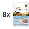 True Instinct No Grain Adult - riba in zelenjava - 70 g 8 x 70 g