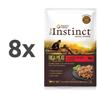 True Instinct High Meat Adult - govedina in zelenjava - 70 g 8 x 70 g