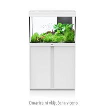 Akvarij Aquatlantis Elegance Expert LED 2.0 80 (180 L), bel - 81 x 40,4 x 55 cm