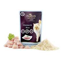 Nuevo Light - piščanec in riž - 85 g