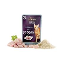 Nuevo Sterilised - piščanec in riž - 85 g