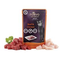 Nuevo Adult - piščanec in govedina - 85 g