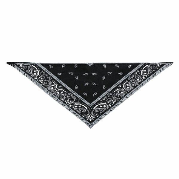 Wouapy bandana, črna - 61 x 22,7 cm