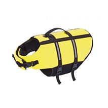 Nobby plavalni jopič za psa, neon rumen - Large