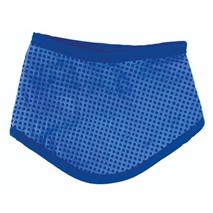 Nobby hladilna bandana, modra - 43 - 58 cm
