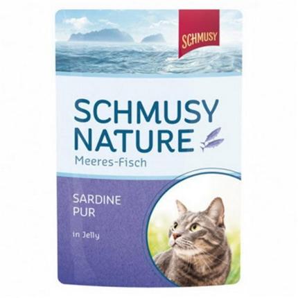 Schmusy Nature - sardine - 100 g