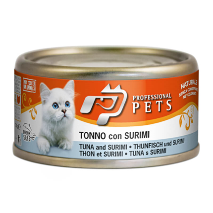 Professional Pets Naturale – tuna in surimi - 70 g