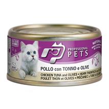 Professional Pets Naturale – piščanec, tuna in olive – 70 g