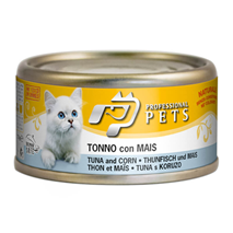 Professional Pets Naturale – tuna in koruza - 70 g