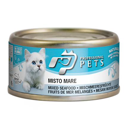 Professional Pets Naturale – morski sadeži – 70 g