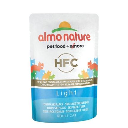 Almo Nature HFC Light - Skipjack tuna - 55 g