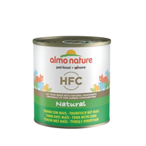 Almo Nature HFC Natural – tuna in koruza – 280 g