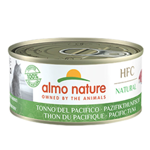 Almo Nature HFC Natural – pacifiški tun – 140 g