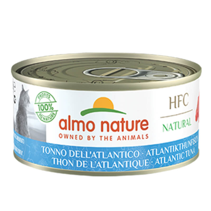 Almo Nature HFC Natural – atlantski tun – 140 g