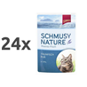 Schmusy Nature - tuna - 100 g 24 x 100 g