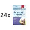 Schmusy Nature - sardine - 100 g 24 x 100 g
