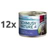 Schmusy Nature - sardine - 185 g 12 x 185 g