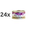 Professional Pets Naturale – piščanec, tuna in olive – 70 g 24 x 70 g