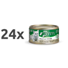 Professional Pets Naturale – piščanec in zelenjava - 70 g 24 x 70 g