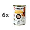 Ontario Cat - piščanec, zajec in lososovo olje - 400 g 6 x 400 g