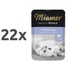 Miamor Ragu Royal Kitten - govedina v želeju - 100 g 22 x 100 g