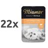 Miamor Ragu Royal Kitten - perutnina v želeju - 100 g 22 x 100 g