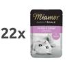 Miamor Ragu Royal - raca in perutnina v omaki - 100 g 22 x 100 g