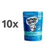 Meowing Heads Supurrr Surf & Turf - riba, piščanec in govedina - 100 g 10 x 100 g