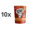 Meowing Heads Top Cat Turkey - puran - 100 g 10 x 100 g