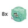 Little Big Paw alucup mousse - morske ribe - 85 g 8 x 85 g