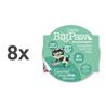 Little Big Paw alucup mousse - morske ribe - 85 g 8 x 85 g