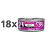 Disugual Cat Mini Me - raca monoprotein - 85 g 18 x 85 g