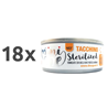 Disugual Cat Mini Me Sterilized - puran - 85 g 18 x 85 g