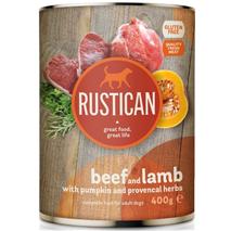 Rustican konzerva Adult - govedina in jagnjetina