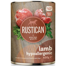 Rustican konzerva Adult - mono jagnjetina