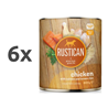 Rustican konzerva Adult - piščanec in losos 6 x 800 g