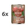 Rustican konzerva Adult - mono jagnjetina 6 x 400 g