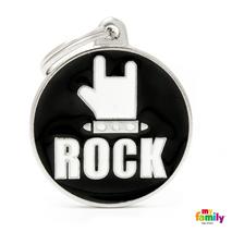 My Family identifikacijski obesek Rock - GRAVIRANJE GRATIS!