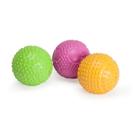 Camon gumijasta žoga Sports Ball - 7,5 cm