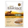 True Instinct No Grain Adult Medium/Maxi - piščanec in zelenjava - 300 g 300 g