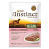 True Instinct No Grain Adult Medium/Maxi - losos in zelenjava - 300 g 300 g