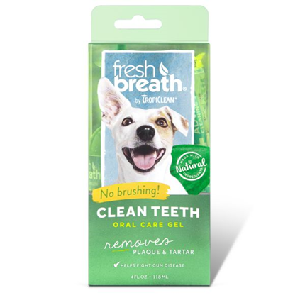 Tropiclean gel za čiščenje zob Clean Teeth - 59 ml