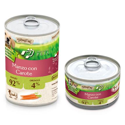 Professional Pets Mono - govedina in korenje